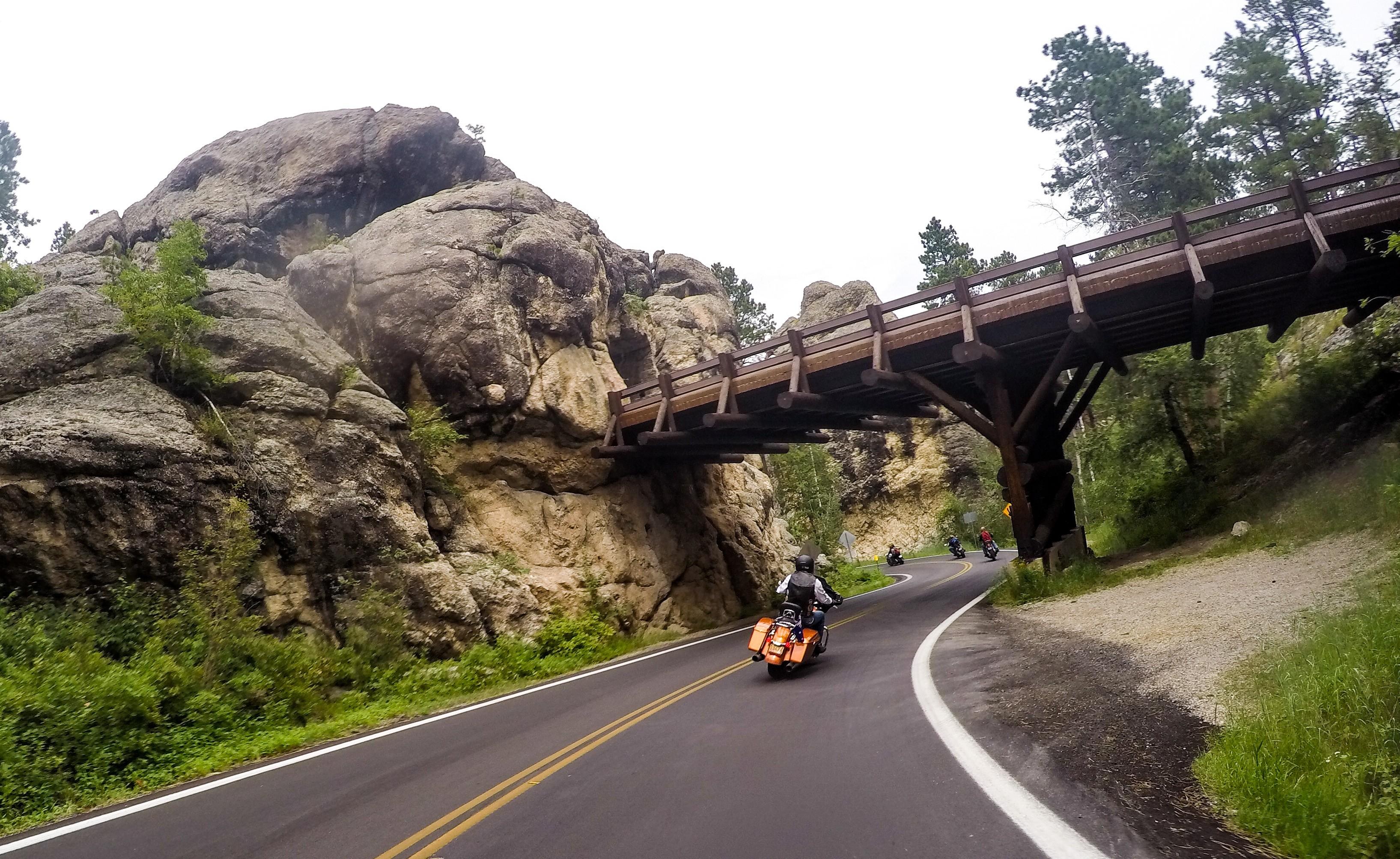 Sturgis – Black Hills best rides